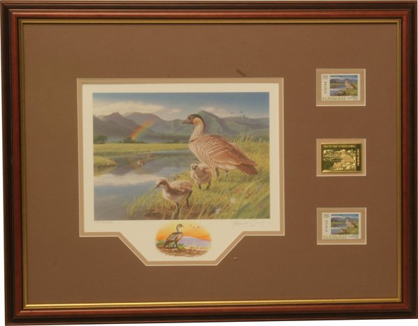 266: 1996/97 Hawaii Duck Stamp.