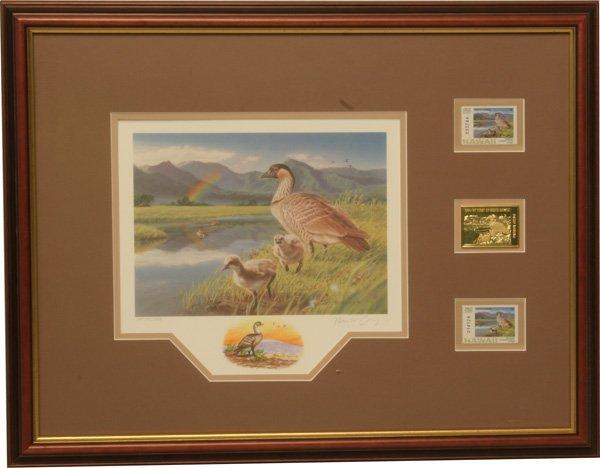 266: 1996/97 Hawaii Duck Stamp.