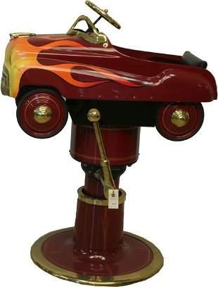 Murray Pedal Car Barber Chair.