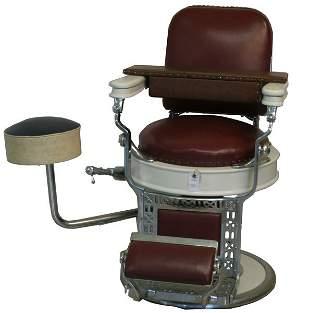 Koch's Barber Chair.