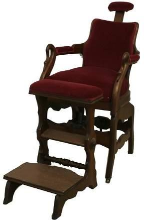 Archer Barber Chair.