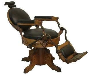 Koken Barber Chair.