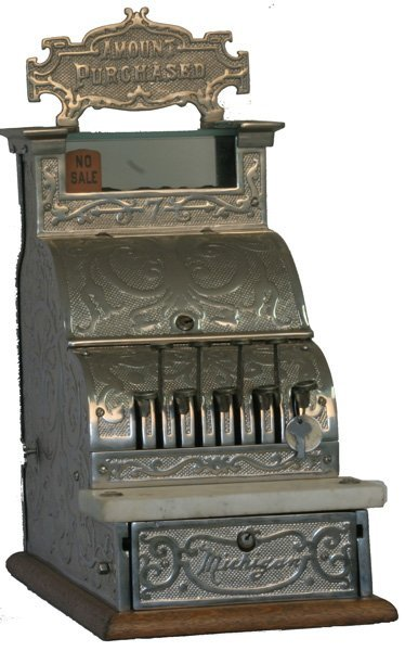 671: Candy Store Cash Register.