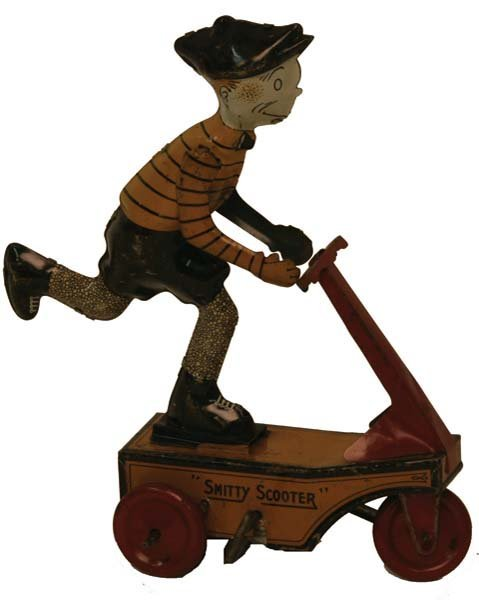 14: Smitty Scooter.