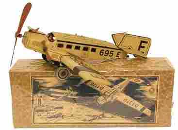 78: Guntherman Plane with O/B .