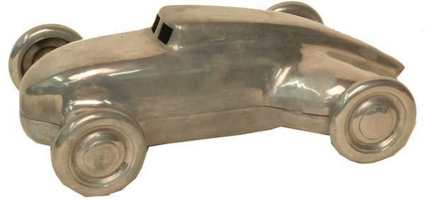 132: Prototype Frog Racer.