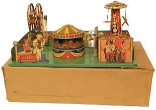 Wyandotte Mechanical Carnival.