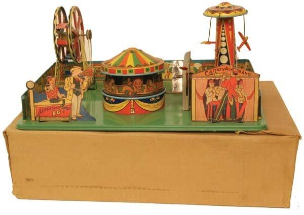 301: Wyandotte Mechanical Carnival.