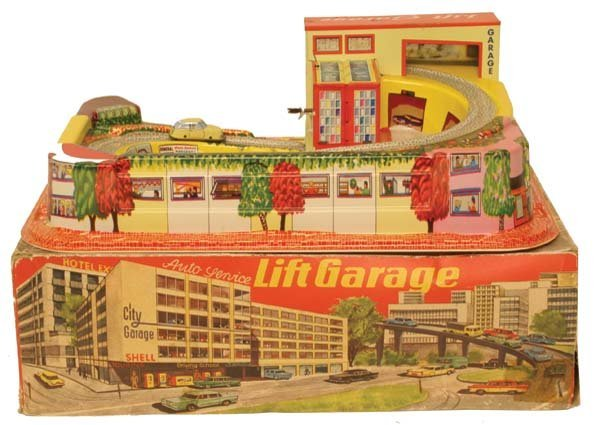 304: Lift Garage.