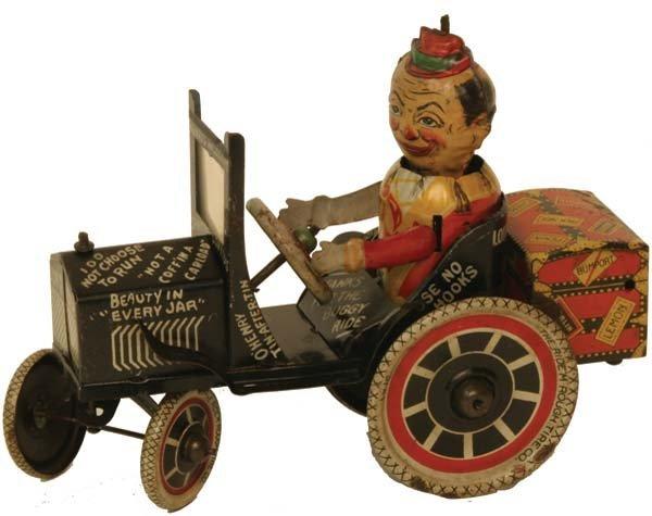 312: Marx College Car W/U.