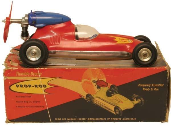 314: Thimble-Drome Racer.
