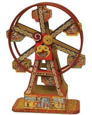 J. Chein Ferris Wheel.