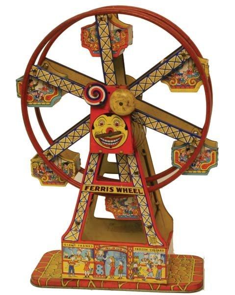 316: J. Chein Ferris Wheel.