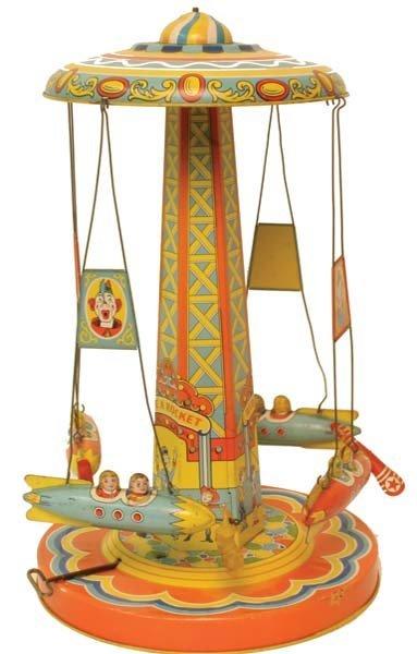 317: J. Chein Rocket Ride.