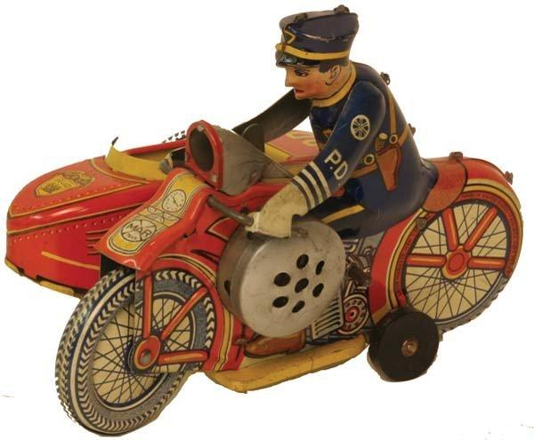 319: Marx Siren Cop.