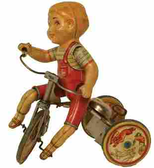 Kiddie Cyclist.