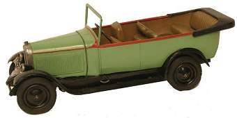 493: Convertible Limousine.