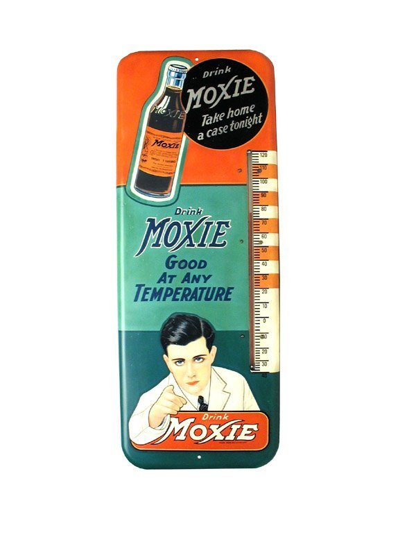 1: Moxie Thermometer.