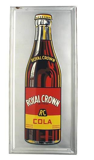 Royal Crown Cola Sign.