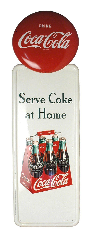 10: Coca Cola Sign.