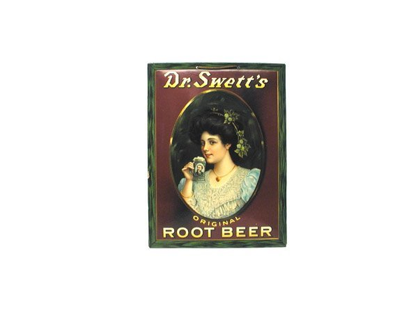 14: Dr. Swett's Root Beer Sign