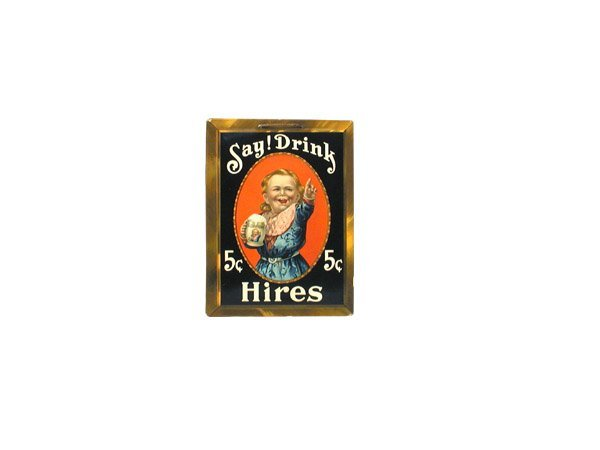 16: Hire's Sign.