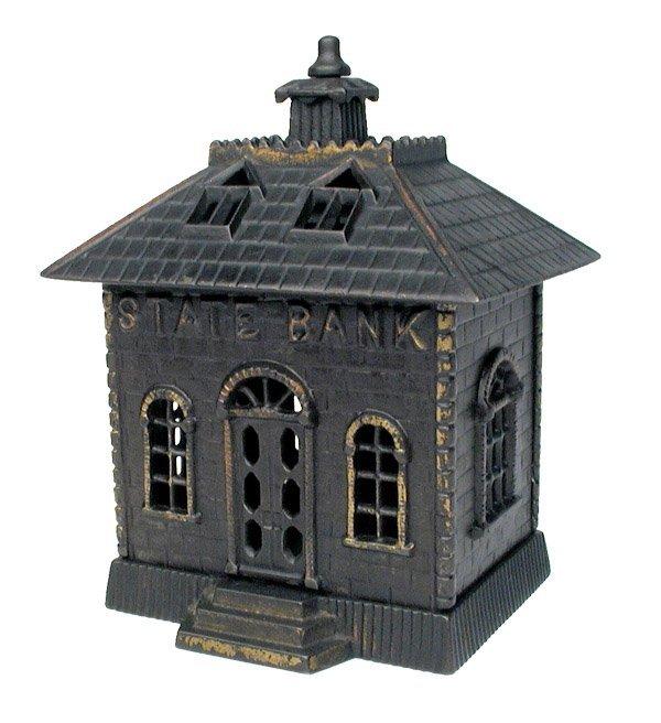 606: Building C.I. Still Bank.