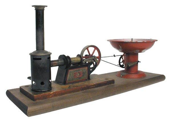 852: Bing Hot-Air Water Fountain.