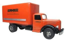 967: Smith Miller Materials Truck.