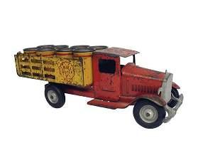 Metalcraft Shell Oil Truck.