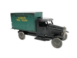 Werk's Tag Soap Metalcraft Truck