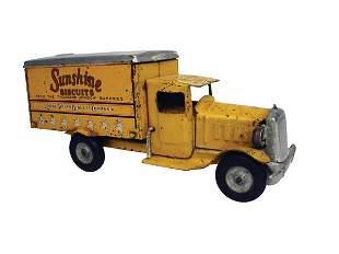Metalcraft Sunshine Biscuit Truck.