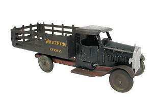 Metalcraft White King Express.