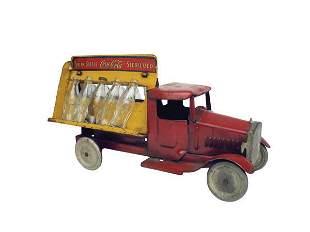 Metalcraft Coca Cola Truck.