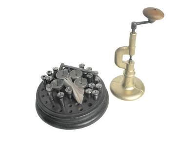 217: Jeweler's Kit.