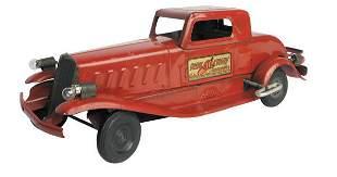 Girard Fire Chief Car.