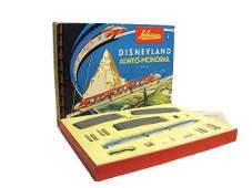 1011: 1959 Schuco Disneyland Monorail.