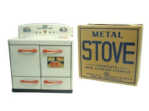 1: Marx Metal Cook Stove in O/B