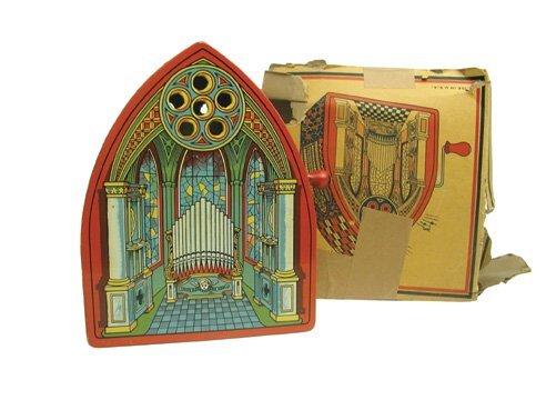 4: Chein Church Organ in O/B