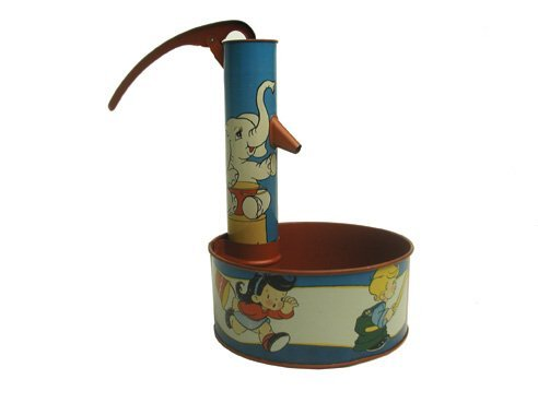 13: Ohio Art Water Pump Sand Toy