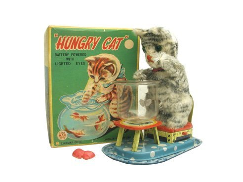 16: Linemar B/O Hungry Cat in O/B