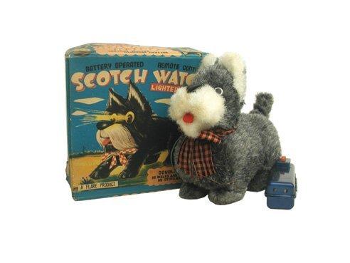 19: B/O Scotch Watch Dog in O/B