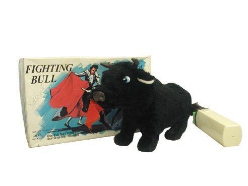 21: B/O Fighting Bull in O/B