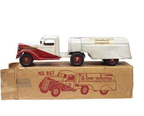 59: Buddy-L Dairy Transport