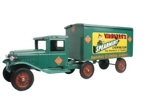 60: Buddy-L Wrigley's Truck
