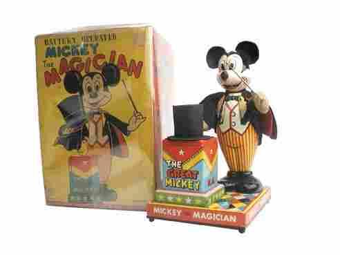 Linemar Mickey the Magician in O/B