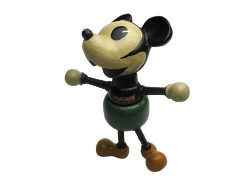 Mickie Mouse Figure