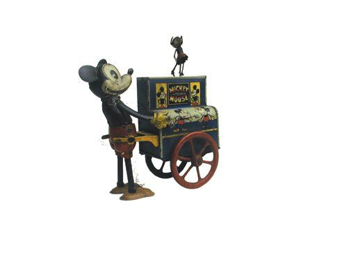 Mickey Mouse Organ Grinder