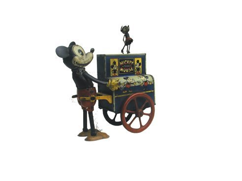 610: Mickey Mouse Organ Grinder