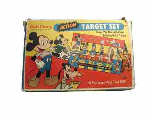 Disney Target Set in O/B